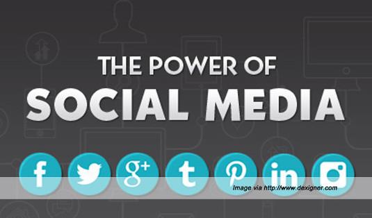 power-social-media