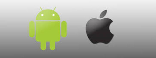android vs ios app