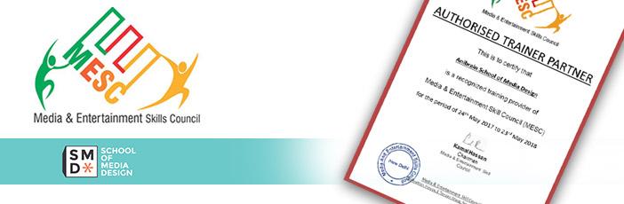 Authorised training partner with MESC